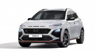 현대자동차, '코나 N' 세계 최초 공개