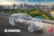 LG전자, 마그나와 전기차 파워트레인 합작법인 설립