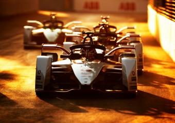 ABB FIA 포뮬러 E 월드챔피언십 시즌 7, 사우디아라비아 야간 경주로 막 올려