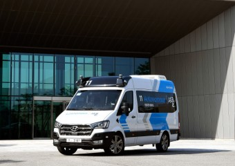현대자동차, 자율주행 기술 선도 위해 남양연구소에 '자율주행 테스트베드' 구축