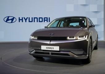 현대자동차, '2021 상하이 국제 모터쇼' 참가 아이오닉 5 중국 첫 공개